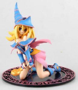 Figura de hija del mago oscuro de Aliexpress de Yu Gi Oh - Las mejores figuras de Yu Gi Oh de Aliexpress