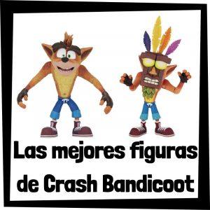 Figuras de colección de Crash Bandicoot - Las mejores figuras de colección de videojuegos de Crash Bandicoot