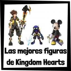 Figuras de colección de Kingdom Hearts - Las mejores figuras de colección de videojuegos de Kingdom Hearts