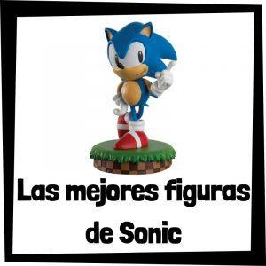Figuras de colección de Sonic - Las mejores figuras de colección de videojuegos de Sonic