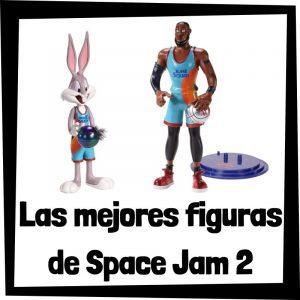 Figuras de colección de Space Jam 2 - Las mejores figuras de colección de Space Jam 2