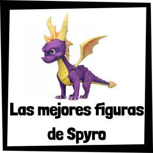 Figuras de colección de Spyro - Las mejores figuras de colección de videojuegos de Spyro