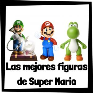Figuras de colección de Super Mario - Las mejores figuras de colección de videojuegos de Super Mario Bros