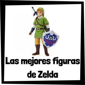 Figuras de colección de Zelda - Las mejores figuras de colección de videojuegos de Zelda y Link