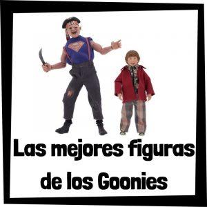 Figuras coleccionables de los Goonies