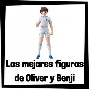 Figuras de colección de los personajes de Oliver y Benji - Las mejores figuras del anime de Oliver y Benji