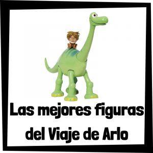 Figuras y muñecos del Viaje de Arlo