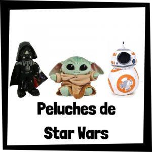 Peluches de Star Wars