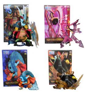 Set de 6 figuras de One Piece de Aliexpress de animes 3 - Las mejores figuras de One Piece de Aliexpress