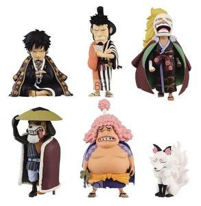 Set de 6 figuras de One Piece de Aliexpress de animes - Las mejores figuras de One Piece de Aliexpress