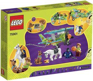 Set de LEGO de Aventuras en el avión del Misterio de Scooby Doo 75901 - Los mejores juguetes de LEGO de Scooby Doo