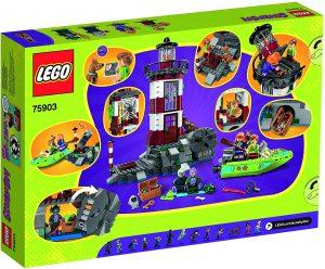 Set de LEGO de El Faro Encantado de Scooby Doo 75903 - Los mejores juguetes de LEGO de Scooby Doo