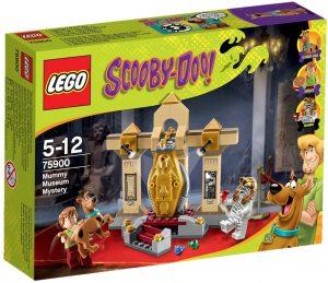 Set de LEGO de El Misterio de la Momia del Museo de Scooby Doo 75900 - Los mejores juguetes de LEGO de Scooby Doo