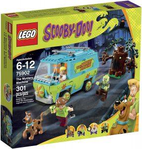 Set de LEGO de The Mystery Machine de Scooby Doo 75902 - Los mejores juguetes de LEGO de Scooby Doo