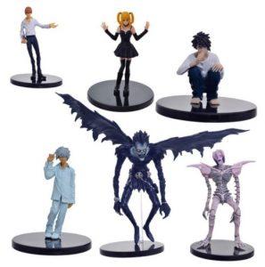 Set de figuras de Aliexpress de Death Note - Las mejores figuras de Death Note de Aliexpress 2