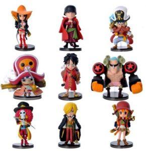 Set de figuras de One Piece de Aliexpress básicas - Las mejores figuras de One Piece de Aliexpress