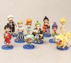Set de figuras de One Piece de Aliexpress clásico - Las mejores figuras de One Piece de Aliexpress