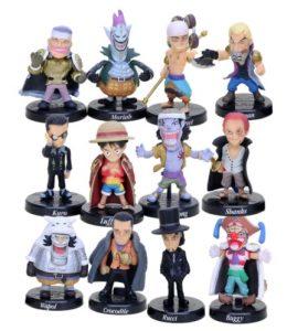 Set de figuras de One Piece de Aliexpress de animes - Las mejores figuras de One Piece de Aliexpress