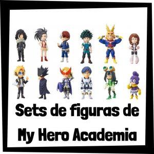 Sets de figuras de colección de Boku No Hero - Las mejores figuras de colección de My Hero Academia