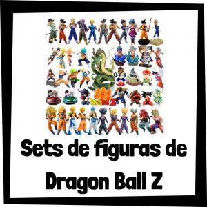 Sets de figuras de colección de Dragon Ball Z - Las mejores figuras de colección de Dragon Ball Z