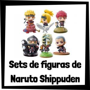 Sets de figuras de colección de Naruto Shippuden - Las mejores figuras de colección de Naruto Shippuden