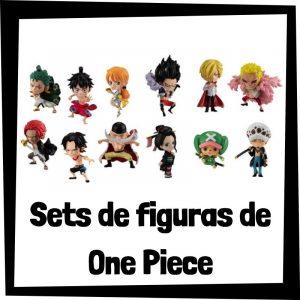 Sets de figuras de One Piece