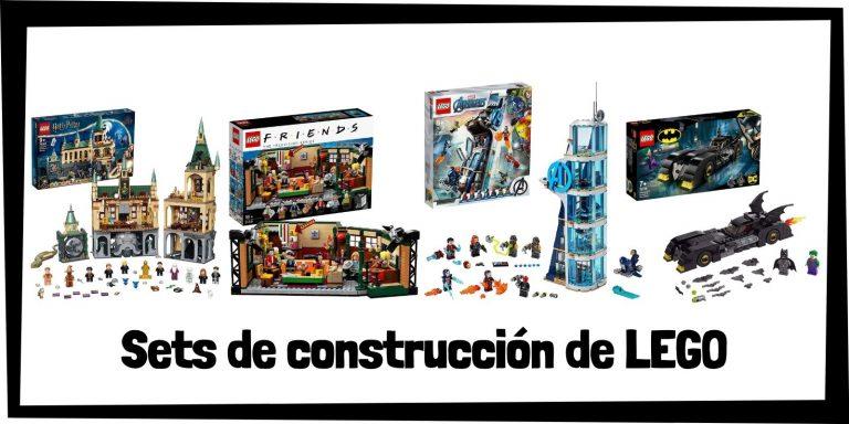 Sets de figuras de construcción de LEGO - Las mejores figuras de colección de LEGO