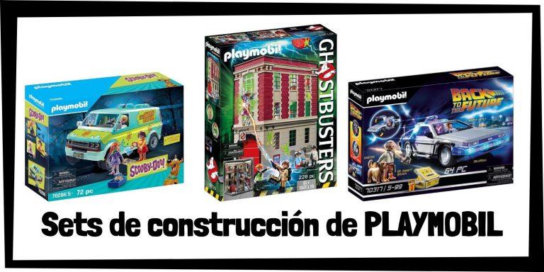 Sets de figuras de construcción de Playmobil - Las mejores figuras de colección de Playmobil