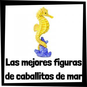 Figuras de caballitos de mar