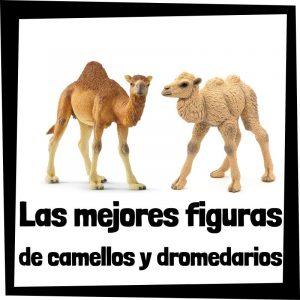 Figuras de camellos y dromedarios