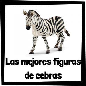 Figuras de cebras