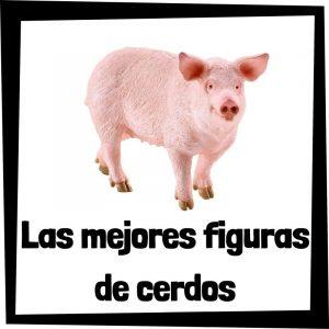 Figuras de cerdos