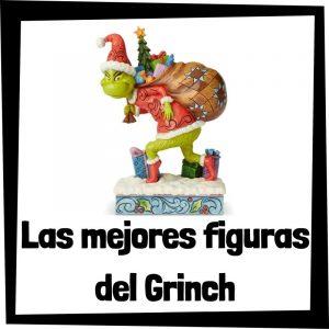 Figuras y muñecos del Grinch